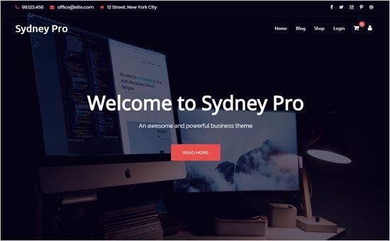 Sydney Pro