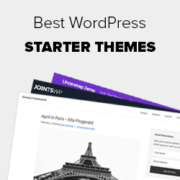 19 Best WordPress Starter Themes for Developers in 2021
