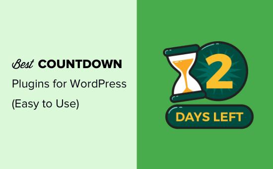 Best countdown plugins for WordPress