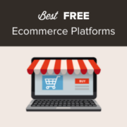 7 Best Free Ecommerce Platforms for 2021 (Compared)