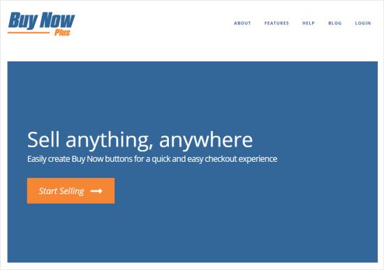 BuyNow Plus website
