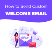 How to Send A Custom Welcome Email to New Users in WordPress