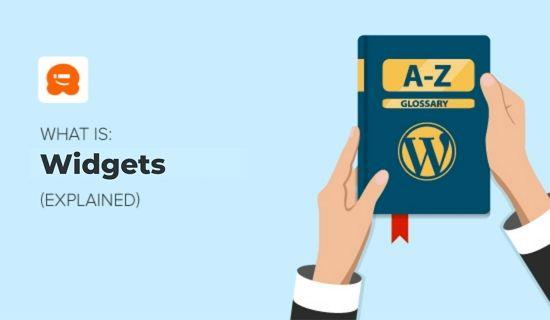 What is Widgets