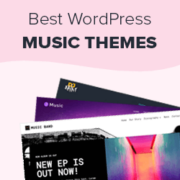 27 Best WordPress Themes for Musicians and Bands