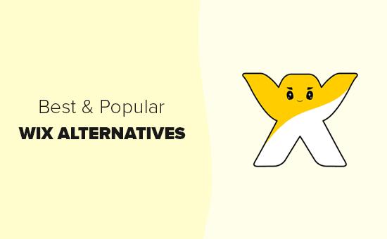 Best Wix Alternatives