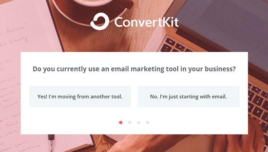 ConvertKit setup