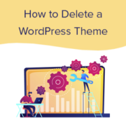How to Uninstall and Delete a WordPress Theme (Step by Step)