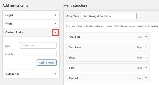 easy to edit wordpress template
