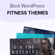 21 Best WordPress Themes for Fitness Blogs