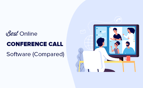 Comparing the best online conference call software