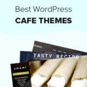 25 Best WordPress Themes for Cafes
