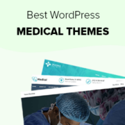 21 Best Medical and Health WordPress Themes