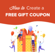 How to Create a Free Gift Coupon in WooCommerce (Easy Way)
