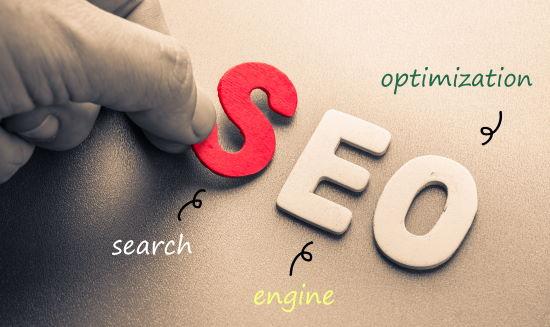 SEO - ottimizzazione per i motori di ricerca - in lettere