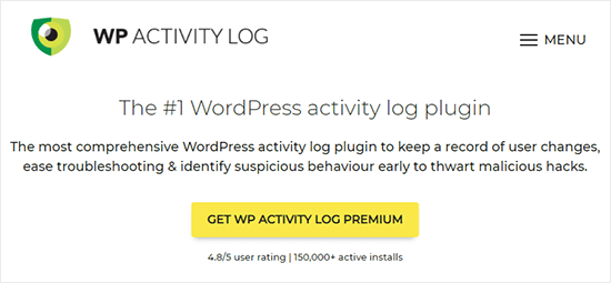 WP Activity Log