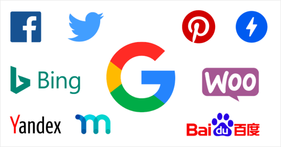 All in One SEO easily integrates with popular tools and social media platforms