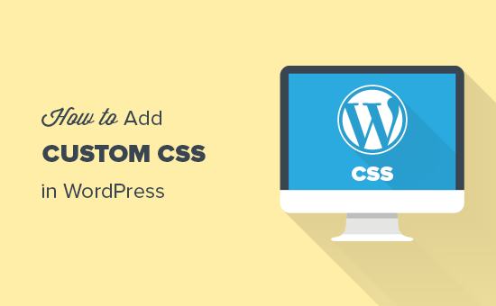 Adding custom CSS to your WordPress site