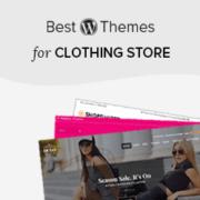 22 Best Clothing Store WordPress Themes