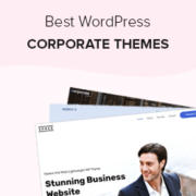 28 Best Corporate WordPress Themes for Your Business