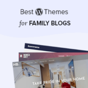 21 Best WordPress Themes for Family Blogs