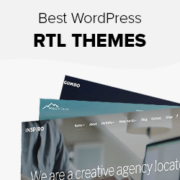 21 Best RTL WordPress Themes (Right to Left Language)