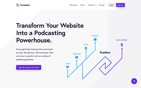 Fusebox aka Smart Podcast Player