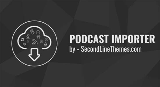 Podcast Importer by SecondLine