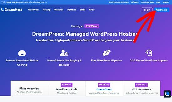DreamPress Coupon Code