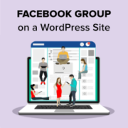 How to Embed a Facebook Group Feed in WordPress