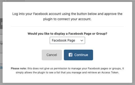 Select Your page