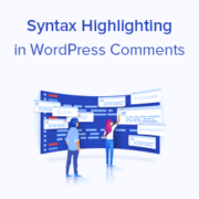 How to Add Syntax Highlighting in WordPress Comments