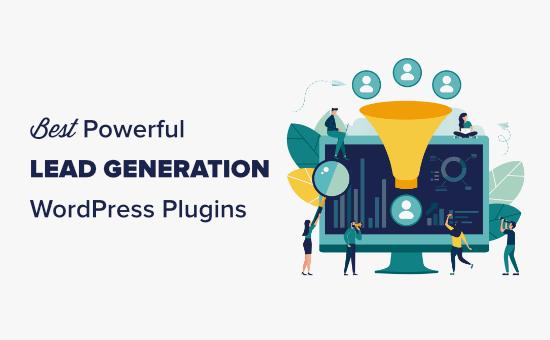 The best WordPress lead generation plugins