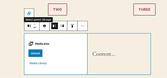 Movendo-se entre os blocos e navegando pelo editor no WordPress 5.5