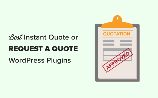 The best 'request a quote' plugins for WordPress