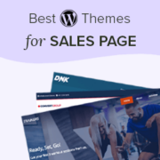 25 Best Sales Page WordPress Themes for Marketers