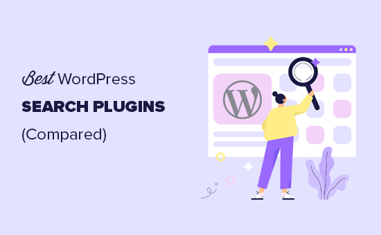 Comparing the best WordPress search plugins
