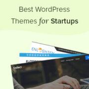 22 Best WordPress Themes for Startups