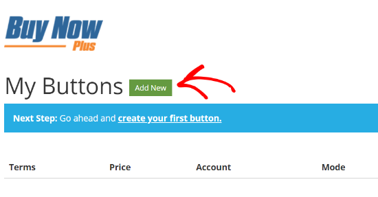 add new button in buy now plus