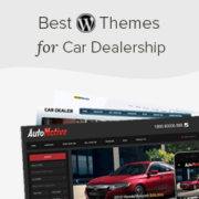 19 Best WordPress Themes for Car Dealerships