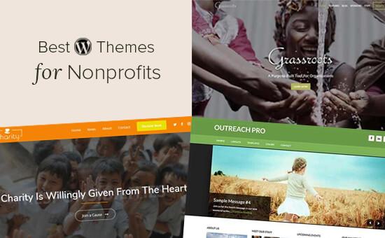 Best WordPress Themes for Nonprofit Organizations