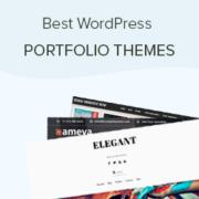 27 Best Portfolio WordPress Themes for Your Website