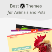 21 Best WordPress Themes for Animals and Pets