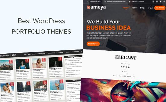 27 Best Portfolio Wordpress Themes For Your Website 2021