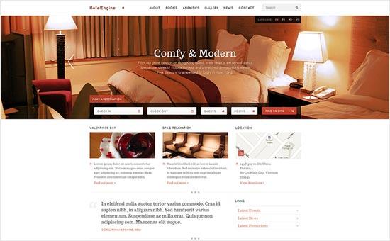 HotelEngine Comfy