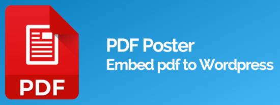PDF Poster plugin for WordPress