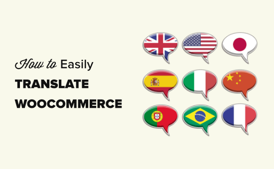 Translating your WooCommerce site (2 different methods)