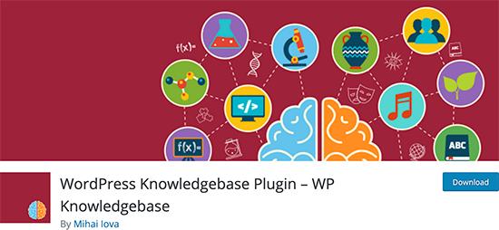 WP Knowledgebase