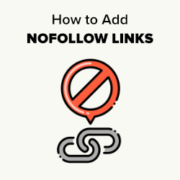 How to Add Nofollow Links in WordPress (Simple Guide for Beginners)