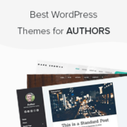 26 Best WordPress Themes for Authors