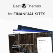 23 Best WordPress Themes for Financial Sites